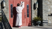 Martin Luther Reformation Re-enactment & Halloween